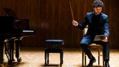 El compositor Iván Palomares esta nominado al Goya a Mejor Música Original en la 33 edición de los premios españoles. Foto: Natalia García Gutiérrez