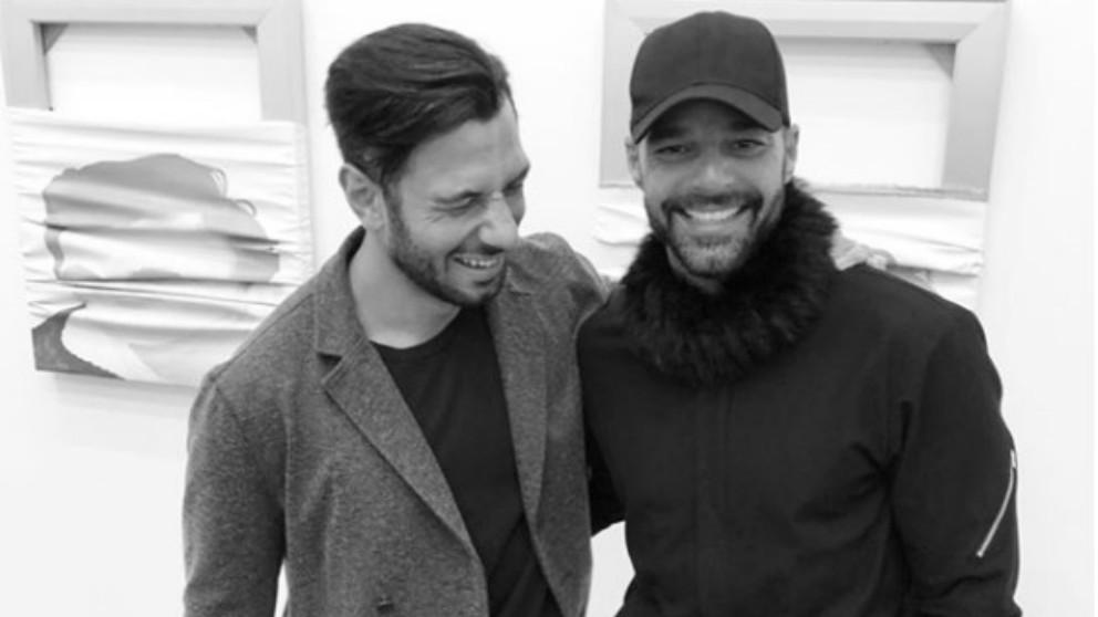 Ricky Martin y su marido, Jwan Yosef, ha sido papás de una niña
