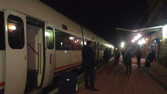 Tren de Extremadura