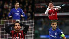 Cesc, Özil o Suso, son algunos de los fichajes bomba que se pueden dar en el mercado de fichajes