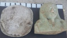 Descubre unos sorprendentes ataudes egipcios