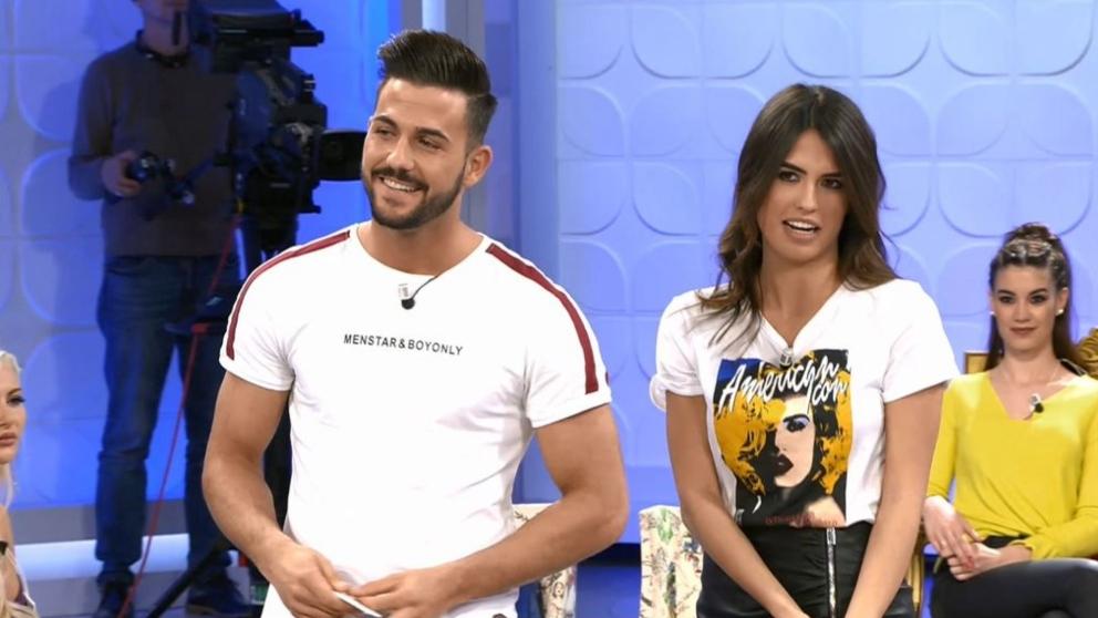 Espí ha decidido conquistar a Sofía en 'MYHYV'