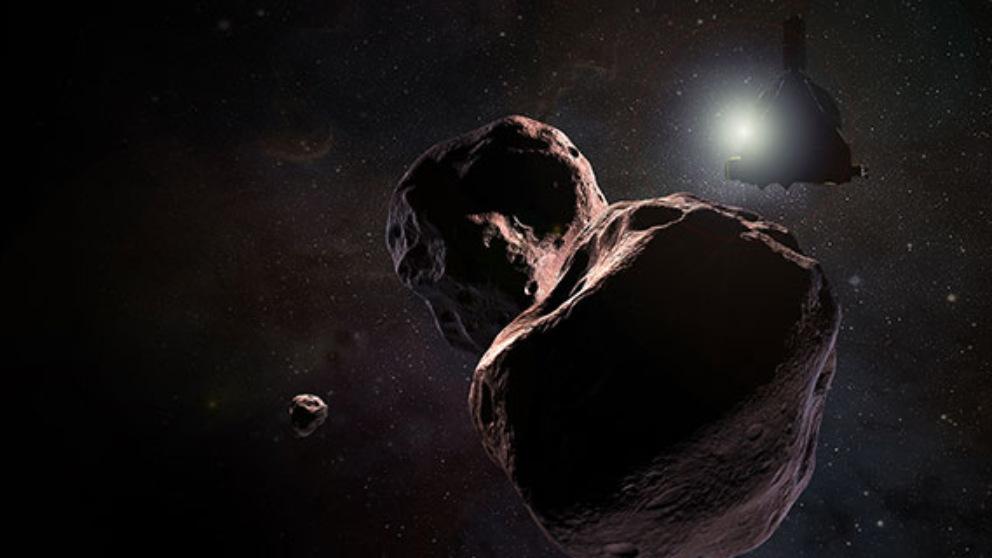 La importancia de la misión de New Horizons en Última Thule