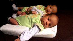 Mujer da a luz a gemelos con ¡12 días de diferencia!