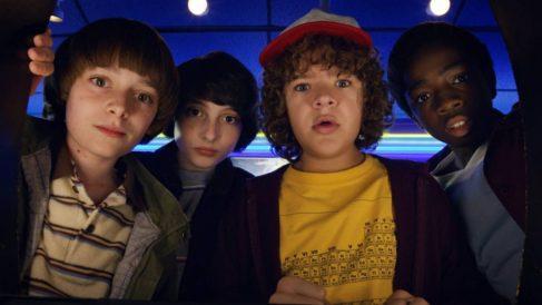 'Stranger Things' llegará en verano a Netflix
