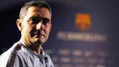 Ernesto Valverde no tiene claro su futuro.
