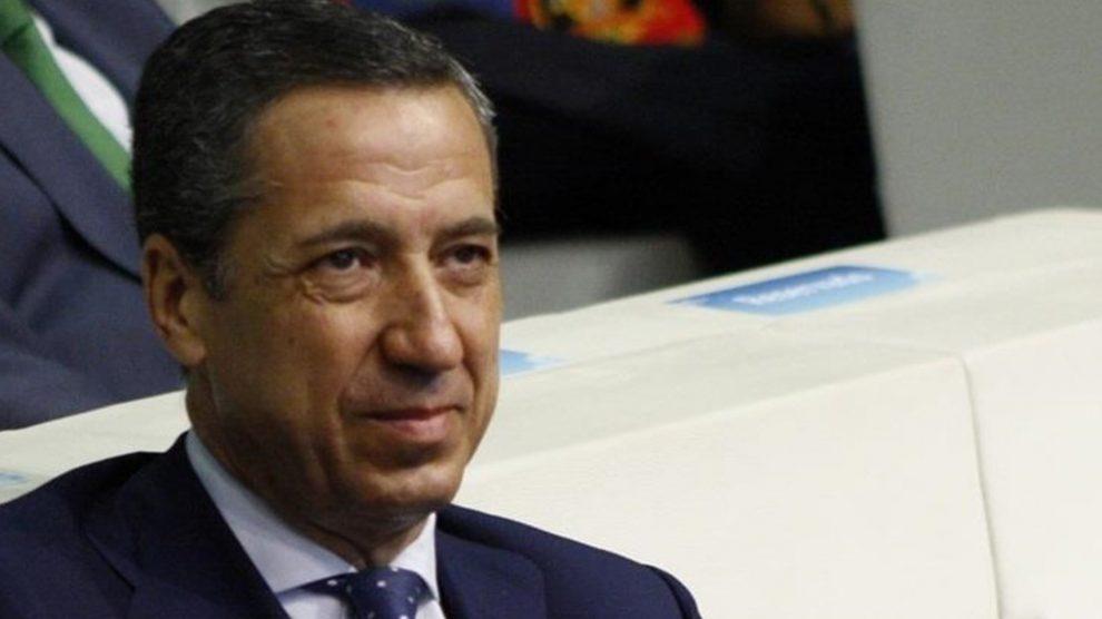 Eduardo Zaplana (Foto: Europa Press)