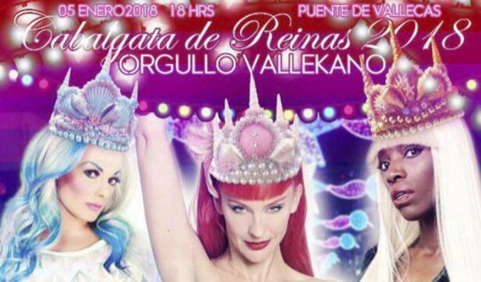 Carmena ya está en año electoral: prescinde de las Reinas Magas de Vallecas para evitar escándalos