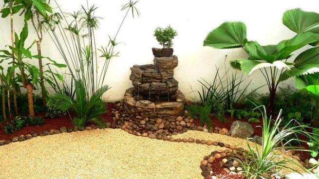 C mo decorar un jard n peque o paso a paso y de forma sencilla - Decorar un jardin pequeno ...