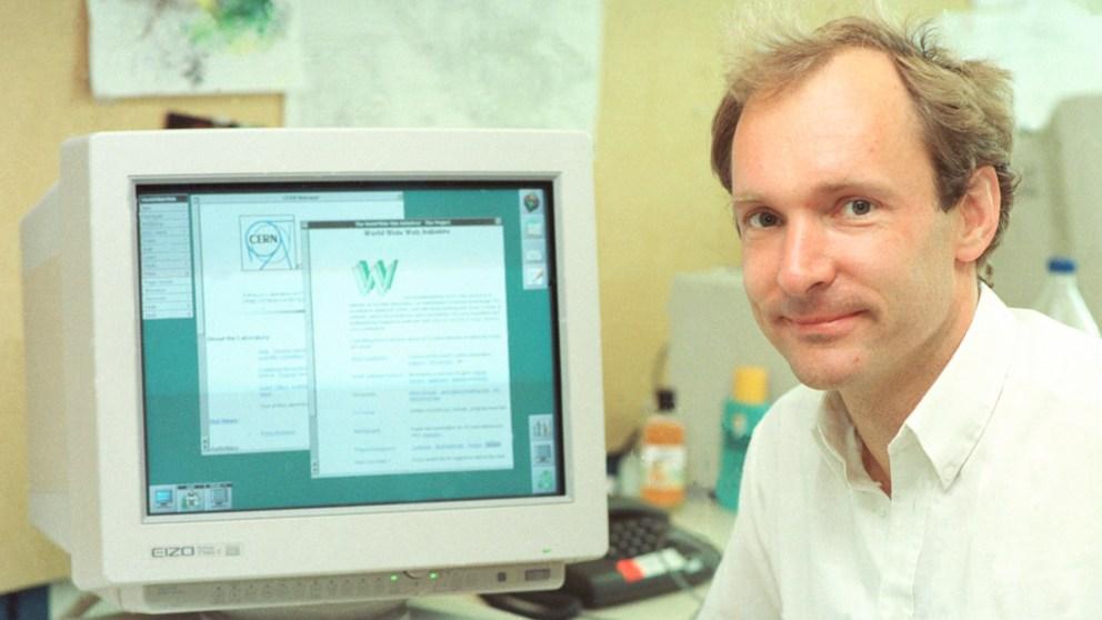 Lee grandes frases de Tim Berners-Lee