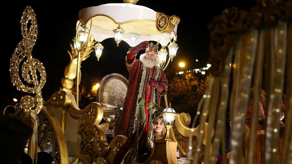 mejores cabalgatas de Reyes