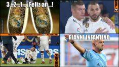 Los mejores memes del Villarreal-Real Madrid.