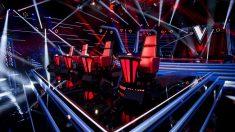 Plató de 'La Voz' en Antena 3