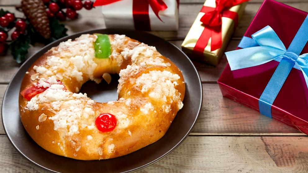 Receta De Roscón De Reyes Fácil Y Baja En Calorías