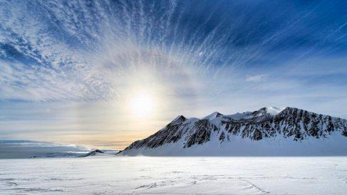 Un grupo de científicos alcanza una zona inexplorada de la Antártida, el lago Mercer
