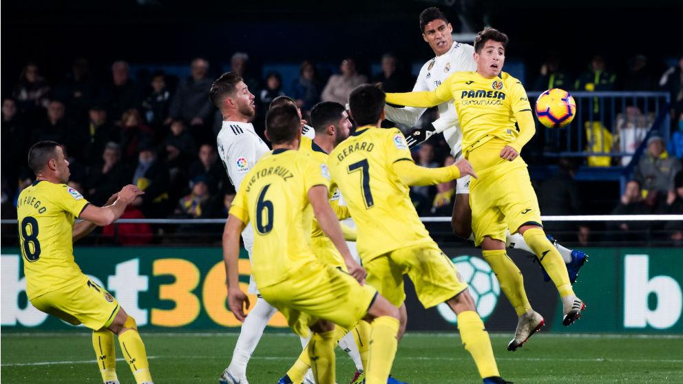Clasificación de la Liga Santander 2018: resultado del Villarreal - Real Madrid hoy, jueves 3 de ...