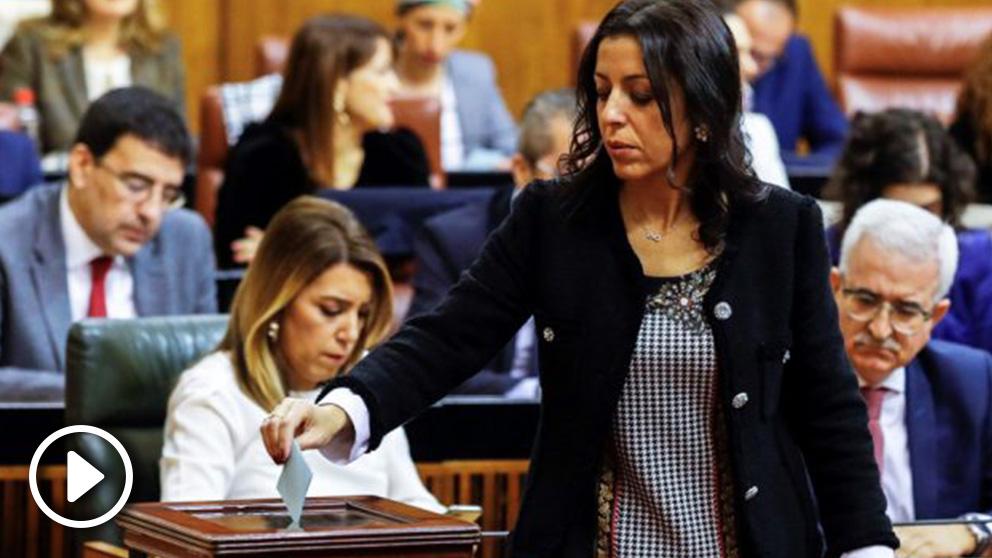 Marta Bosquet, presidenta de la Cámara andaluza