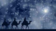 La cabalgata de Reyes es siempre muy esperada.
