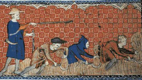 Descubre quiénes eran los señores feudales