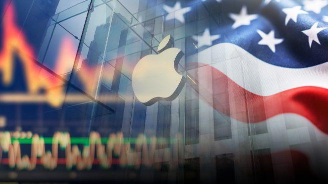 Apple, Dow Jones
