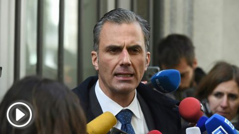 El secretario general de VOX, Javier Ortega (Foto: Efe).