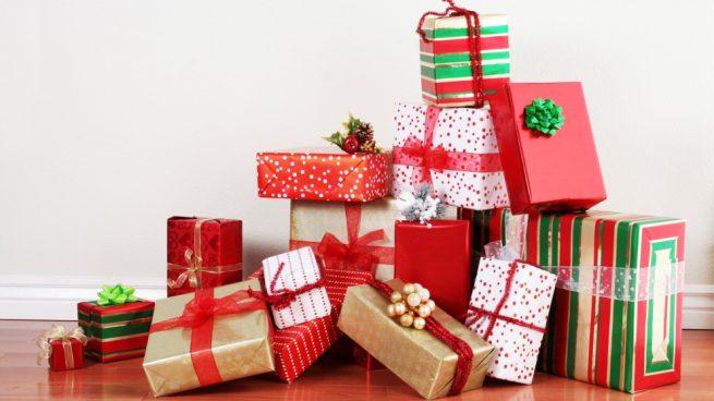 envolver los regalos de Reyes