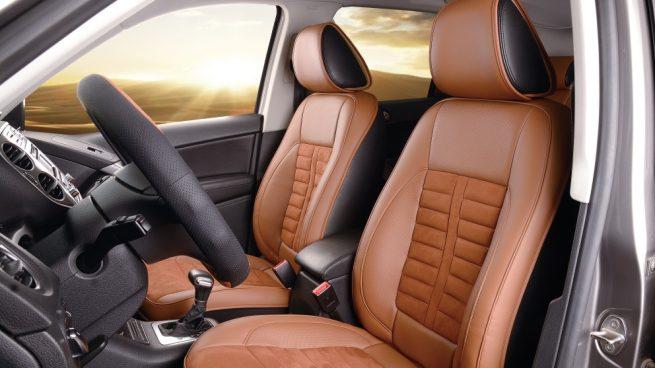 3139eb82 Debes tener mucho cuidado al limpiar los asientos de cuero del coche