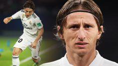 Luka Modric está lejos del nivel de la temporada pasada