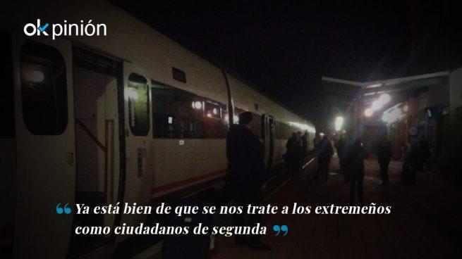 El tren de la injusticia