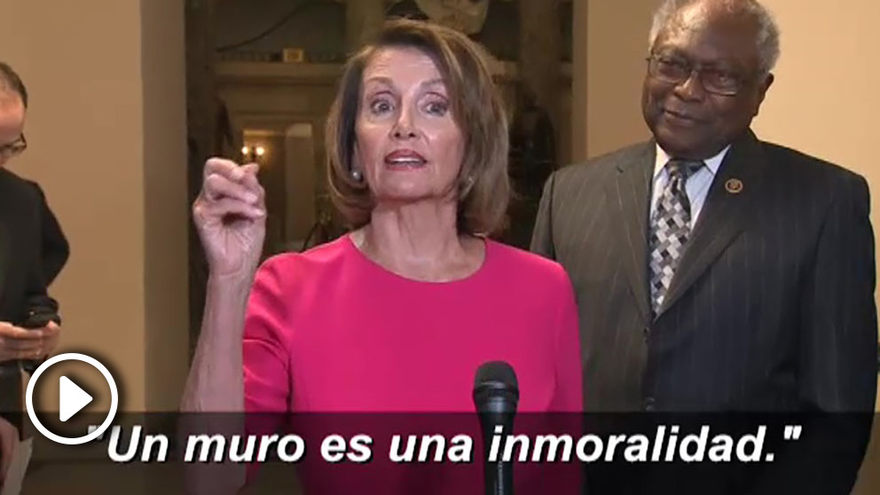 Nancy Pelosi. (Vídeo: Atlas)
