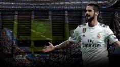 El Real Madrid podría vender a Isco este verano.