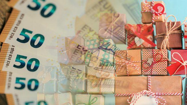 Los españoles gastan casi un 30% más en regalos para los Reyes Magos que en comida navideña