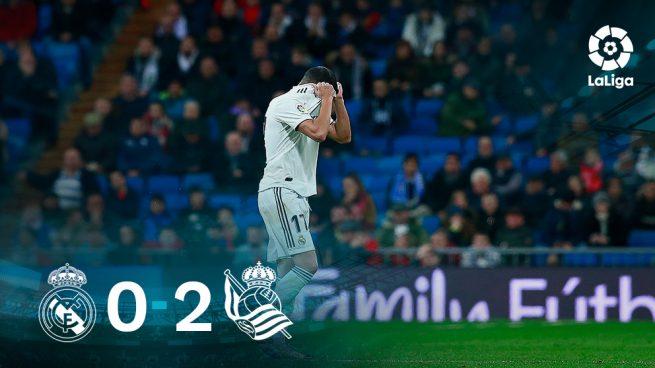 Al Real Madrid le roban hasta la ilusión