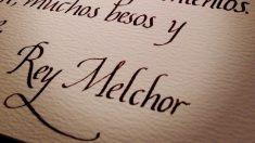 La firma de los Reyes Magos hará mucha ilusión a los niños