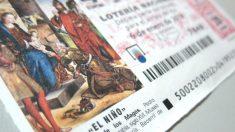 Un décimo de la Lotería del Niño (Foto: Europa Press)