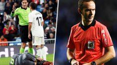 Munuera pitó en el Bernabéu y Melero estuvo en el VAR.