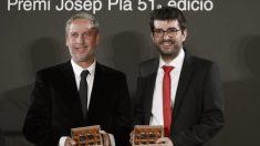 Guillermo Martínez ganador del Premio Nadal 2019 (Foto: EFE)