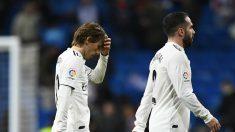 El Real Madrid no ha comenzado 2018 con buen pie. (AFP)