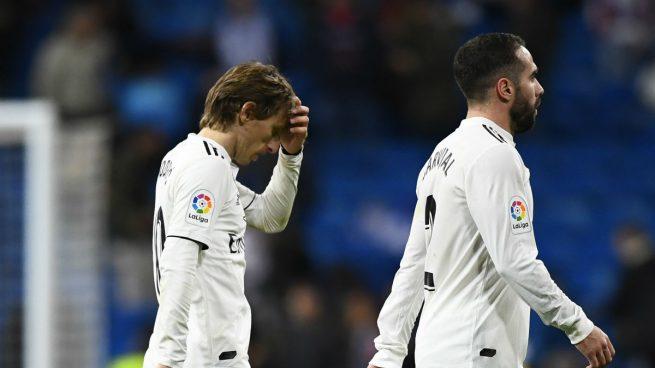 La autodestrucción del Madrid en nueve meses sin Zidane