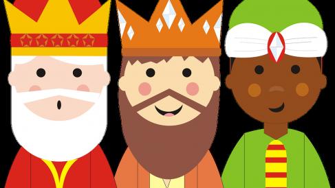 Los Reyes Magos, una tradición que se celebra no solo en España.