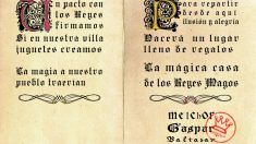 El sello de los Reyes Magos
