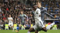 Vinicius Junior en el Real Madrid – Real Sociedad