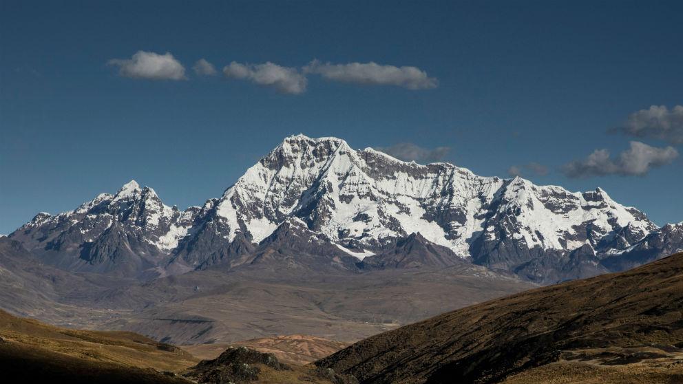 Una imagen de los andes de Perú. (Getty)