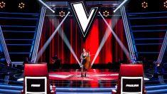 'La Voz' se estrenó con éxito en Antena 3. (Foto: Atresmedia)
