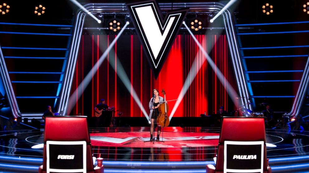 'La Voz'.