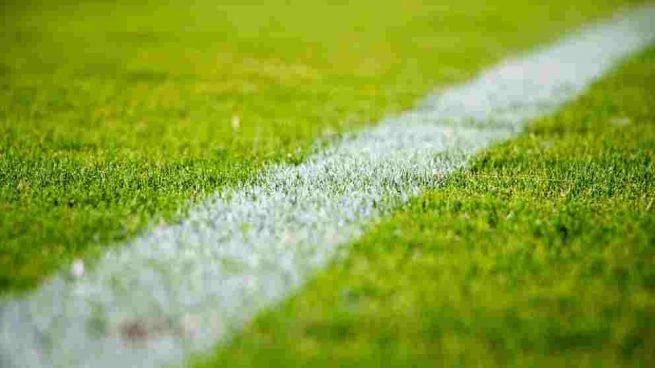 mide un campo de fútbol