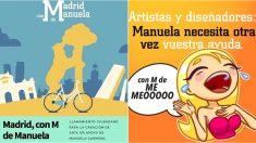 Campaña de los afines a Carmena y de los críticos.