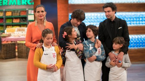 Finalistas de 'MasterChef Junior 6'