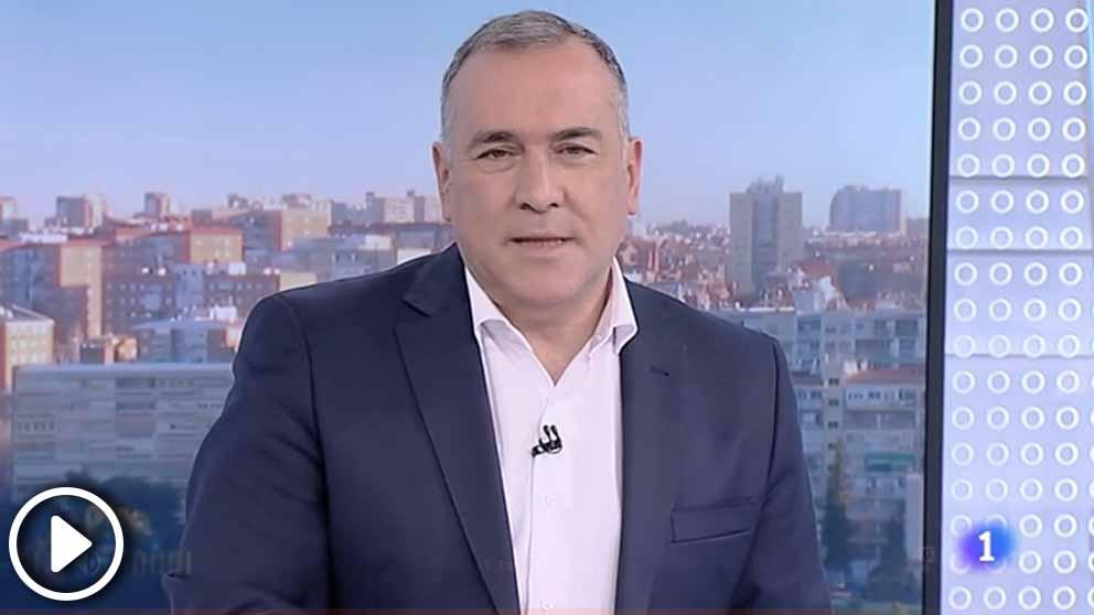 Xabier Fortes, director y presentador de 'Los Desayunos de TVE'