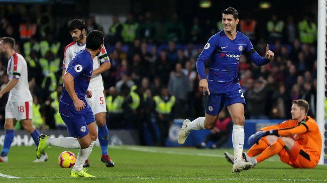 Gonzalo Higuían ficharía por Chelsea, según medio italiano